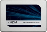 Crucial MX300 750GB Interne Festplatte SATA (7mm (mit 9,5mm-Adapter), 2,5Zoll) silver -