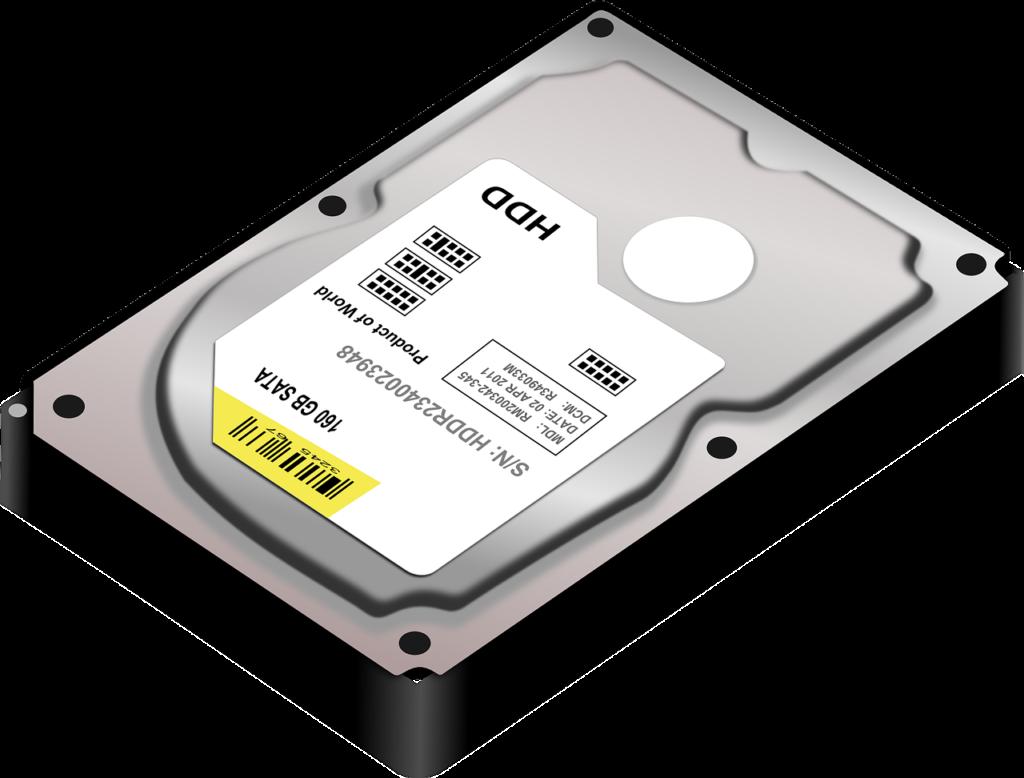 Was ist eine HDD Festplatte