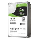 Seagate BarraCuda Pro 10 TB, ST10000DM0004 , interne Festplatte, 8,9 cm (3,5 Zoll), 256 MB Cache, SATA 6Gb/s, 7200 rpm -