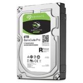 Seagate BarraCuda Pro 8 TB, ST8000DM0005, interne Festplatte, 8,9 cm (3,5 Zoll), 256 MB Cache, SATA 6Gb/s, 7200.rpm -