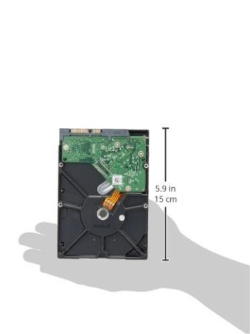 WD Red 3TB interne Festplatte SATA 6Gb/s 64MB interner Speicher (Cache) 8,9 cm 3,5 Zoll 24x7 5400Rpm optimiert für SOHO NAS Systeme 1-8 Bay HDD Bulk WD30EFRX -