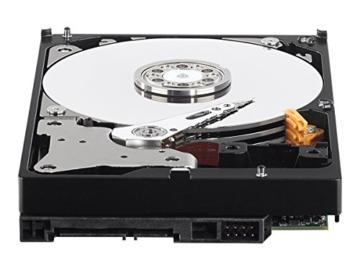 WD Red 4TB interne Festplatte SATA 6Gb/s 64MB interner Speicher (Cache) 8,9 cm 3,5 Zoll 24x7 5400Rpm optimiert für SOHO NAS Systeme 1-8 Bay HDD Bulk WD40EFRX -